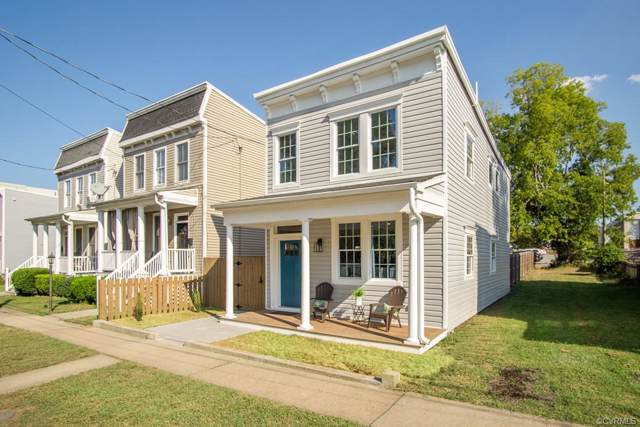 1209 N 24th Street, Richmond, VA 23223 (MLS #1930890) :: The Redux Group