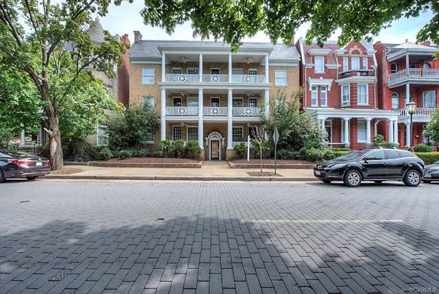 1630 Monument Avenue #17, Richmond, VA 23220 (MLS #1930921) :: EXIT First Realty