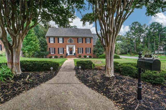 2101 Old Prescott Place, Henrico, VA 23238 (MLS #1930968) :: EXIT First Realty