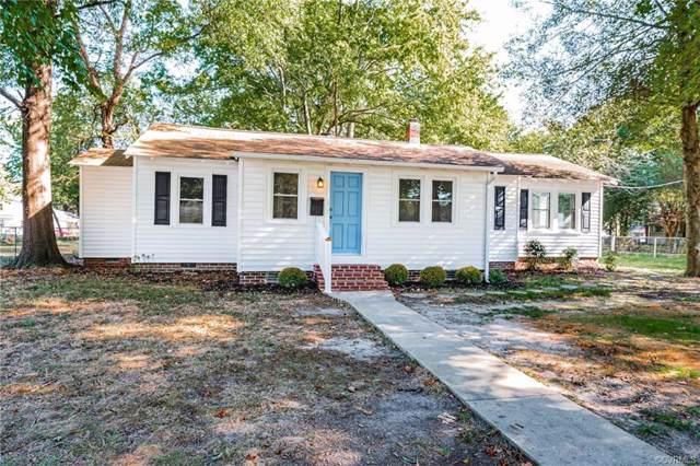 100 Casey Street, Sandston, VA 23150 (#1930971) :: Abbitt Realty Co.