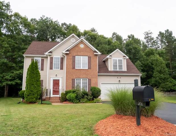 2456 Sandy Brook Lane, Midlothian, VA 23112 (MLS #1930976) :: The Redux Group