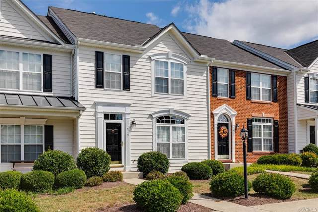 415 Kingscote Lane #415, Henrico, VA 23059 (MLS #1930993) :: Small & Associates