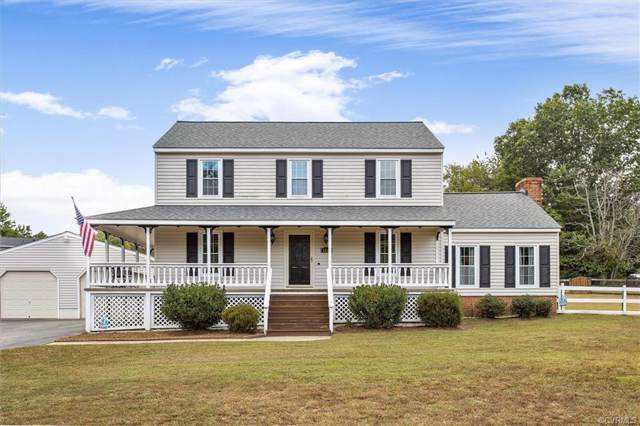 5839 Ecoff Avenue, Chester, VA 23831 (MLS #1931036) :: Small & Associates