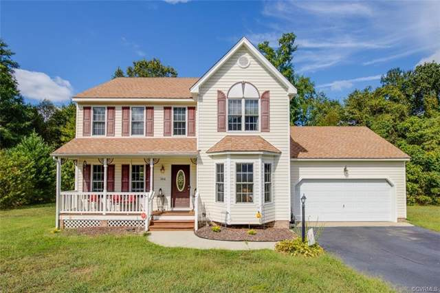 3818 Bethesda Court, Chester, VA 23831 (MLS #1931054) :: Small & Associates