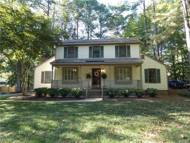 11622 Pleasantview Road, Chesterfield, VA 23236 (MLS #1931061) :: The RVA Group Realty