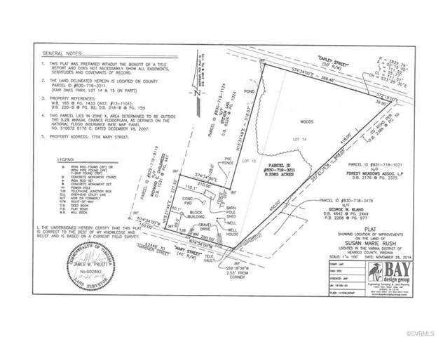 1756 Mary Street, Henrico, VA 23150 (#1931088) :: Abbitt Realty Co.