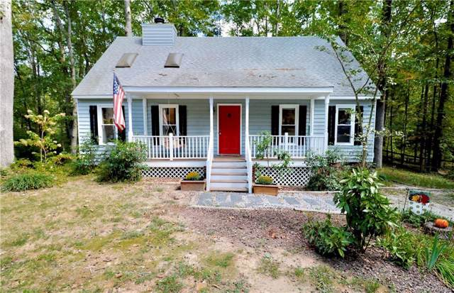 7124 Full Rack, Midlothian, VA 23112 (MLS #1931147) :: The Redux Group