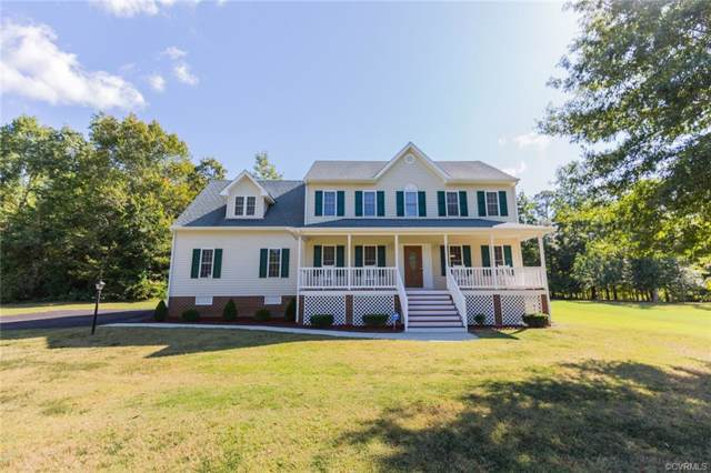 4237 Cedar Creek Lane, Prince George, VA 23875 (#1931186) :: Abbitt Realty Co.