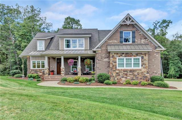 12706 Dell Hill Court, Chester, VA 23831 (MLS #1931197) :: The Redux Group