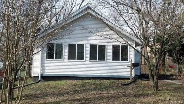 410 Tennessee Avenue, Crewe, VA 23930 (MLS #1931228) :: Small & Associates