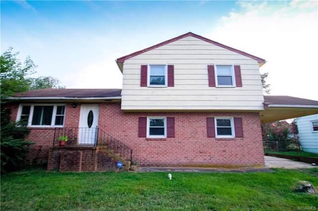 20300 College Park Avenue, Chesterfield, VA 23803 (MLS #1931238) :: Small & Associates