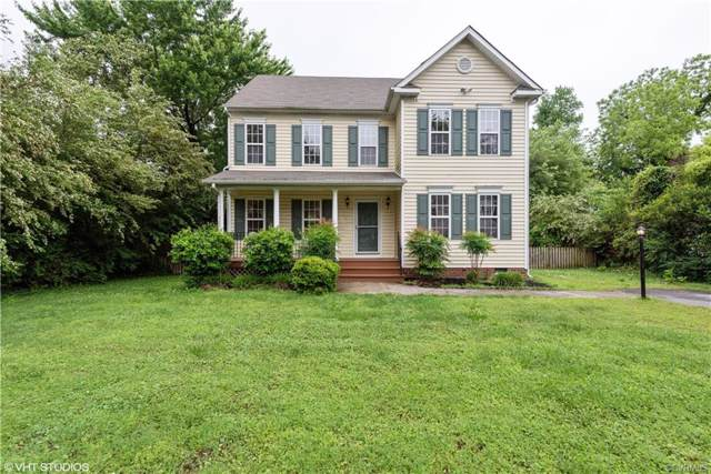 1703 Harvard Road, Richmond, VA 23226 (MLS #1931256) :: Small & Associates