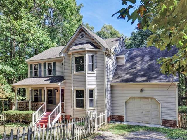 2100 Pine Oak Court, Moseley, VA 23120 (MLS #1931410) :: EXIT First Realty