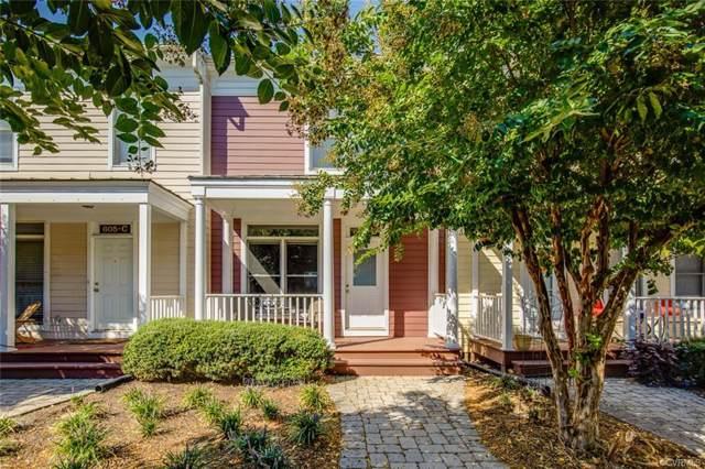 605 Spring Street B, Richmond, VA 23220 (MLS #1931426) :: Small & Associates