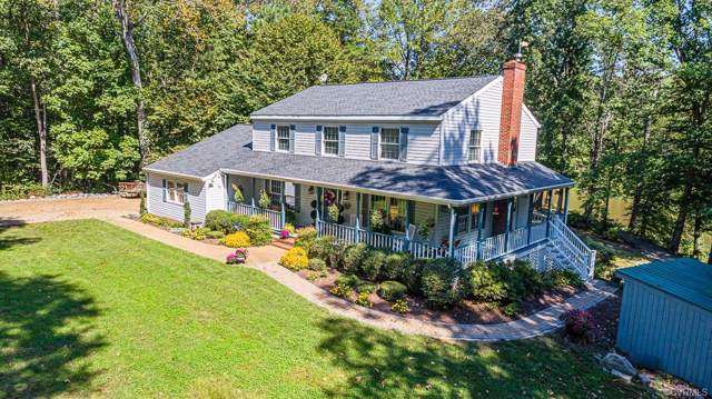 198 Lake Drive, Tappahannock, VA 22560 (MLS #1931517) :: The RVA Group Realty