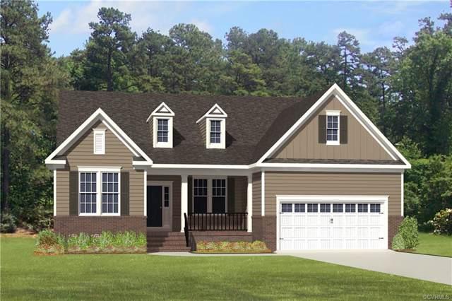 9907 Honeybee Drive, Mechanicsville, VA 23116 (MLS #1931533) :: Small & Associates