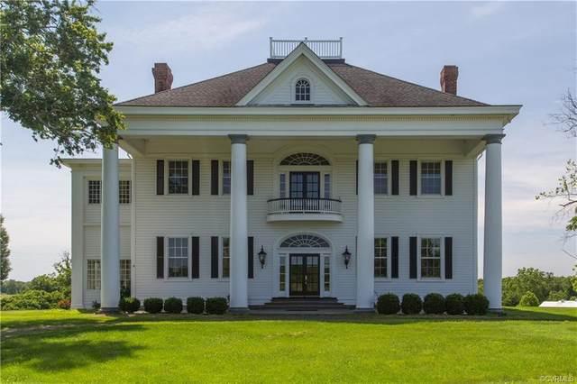 9313 Greenfield Farm, Scottsville, VA 24590 (MLS #1931561) :: Small & Associates