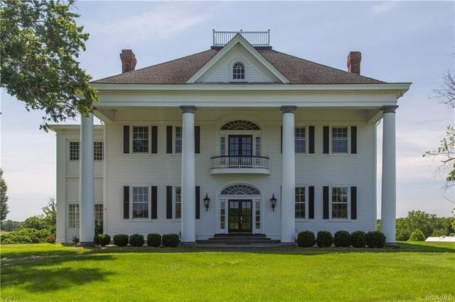 9313 Greenfield Farm, Scottsville, VA 24590 (MLS #1931561) :: The Redux Group