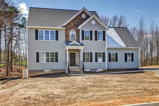8113 Canberra Drive, North Chesterfield, VA 23237 (#1931582) :: Abbitt Realty Co.
