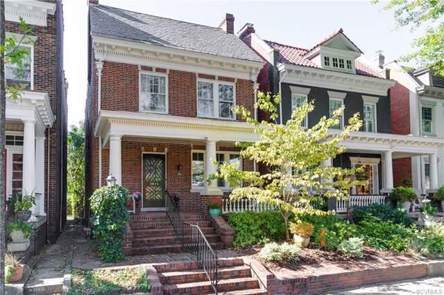 3011 Hanover Ave, Richmond, VA 23221 (#1931987) :: Abbitt Realty Co.