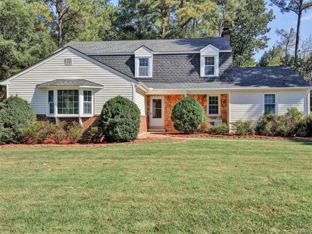 9411 Pinebluff Drive, Henrico, VA 23229 (MLS #1932005) :: EXIT First Realty