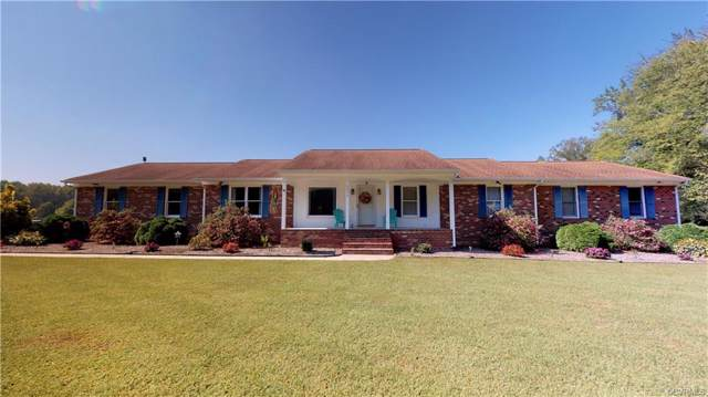 3493 Spring Run Road, Mechanicsville, VA 23111 (MLS #1932039) :: HergGroup Richmond-Metro