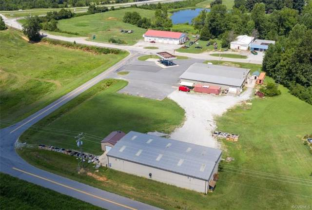 609 NW 2nd Street, Burkeville, VA 23922 (MLS #1932167) :: EXIT First Realty