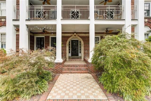 2814 Kensington Avenue #10, Richmond, VA 23221 (MLS #1932194) :: Small & Associates