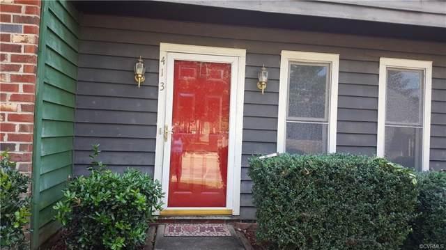 413 Hickorywood Circle, Richmond, VA 23223 (MLS #1932263) :: Small & Associates