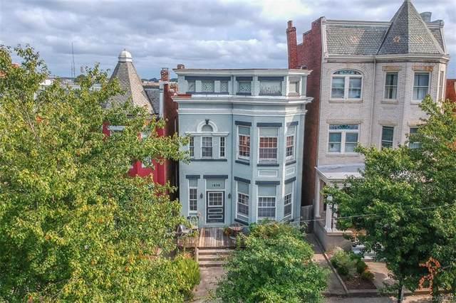 1830 W Grace Street, Richmond, VA 23220 (MLS #1932562) :: Small & Associates