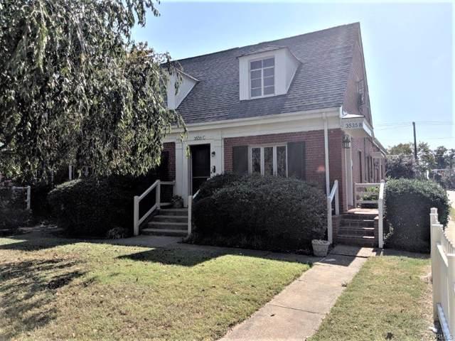 3535 Hanover Avenue B, Richmond, VA 23221 (MLS #1932573) :: Small & Associates
