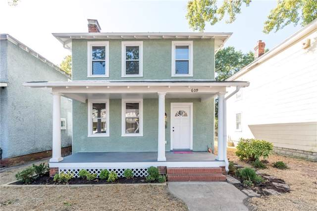 609 Northside Avenue, Richmond, VA 23222 (MLS #1932672) :: Small & Associates