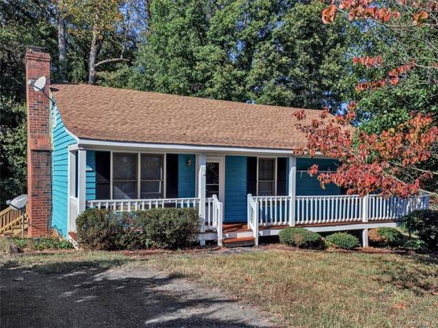 5360 Thornington Drive, North Chesterfield, VA 23237 (MLS #1932700) :: The RVA Group Realty