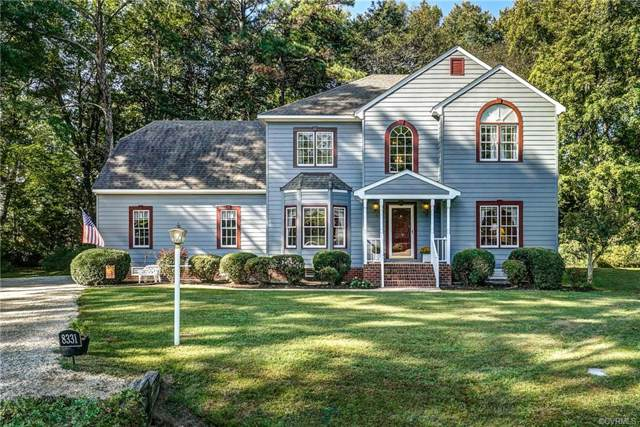 8331 Ellerson Green Place, Mechanicsville, VA 23116 (MLS #1932770) :: EXIT First Realty
