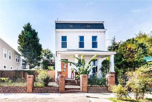 3141 Parkwood Avenue, Richmond, VA 23221 (#1932843) :: Abbitt Realty Co.