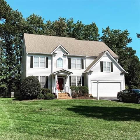 5104 Amberwood Drive, Glen Allen, VA 23059 (MLS #1932850) :: Small & Associates