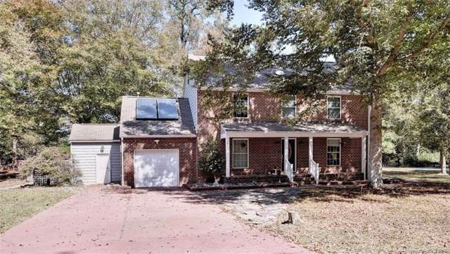 100 Royal Grant Drive, Williamsburg, VA 23185 (MLS #1932851) :: HergGroup Richmond-Metro