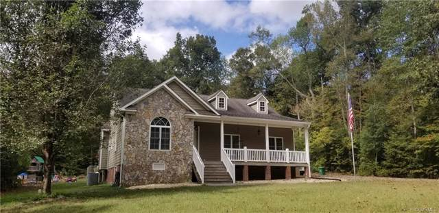 7698 Olivet Church Road, New Kent, VA 23124 (#1932897) :: Abbitt Realty Co.