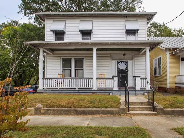 3100 Decatur Street, Richmond, VA 23224 (#1932930) :: Abbitt Realty Co.