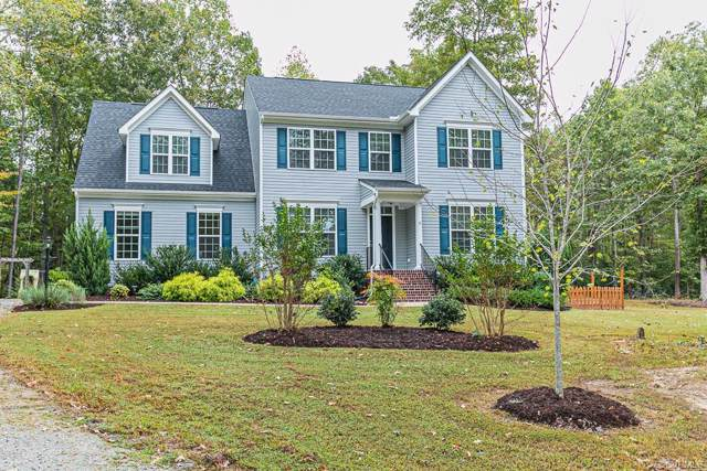 7395 Diascund Creek Way, New Kent, VA 23124 (#1933000) :: Abbitt Realty Co.