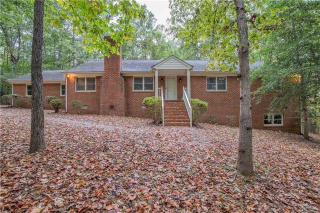 6400 Qualla Road, Chesterfield, VA 23832 (MLS #1933040) :: EXIT First Realty