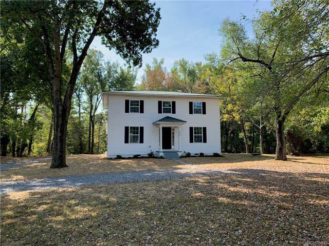 1373 Fredericks Hall Road, Bumpass, VA 23024 (#1933110) :: Abbitt Realty Co.