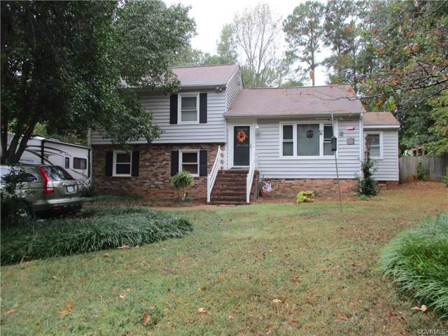 2512 Lauderdale Drive, Henrico, VA 23233 (MLS #1933119) :: EXIT First Realty