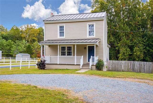 8315 Windsor Drive, Mechanicsville, VA 23111 (MLS #1933125) :: Small & Associates