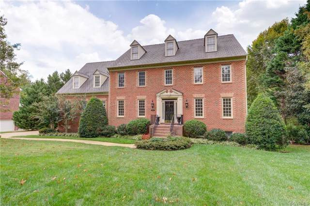 9805 Colony Bluff Drive, Henrico, VA 23238 (MLS #1933159) :: EXIT First Realty