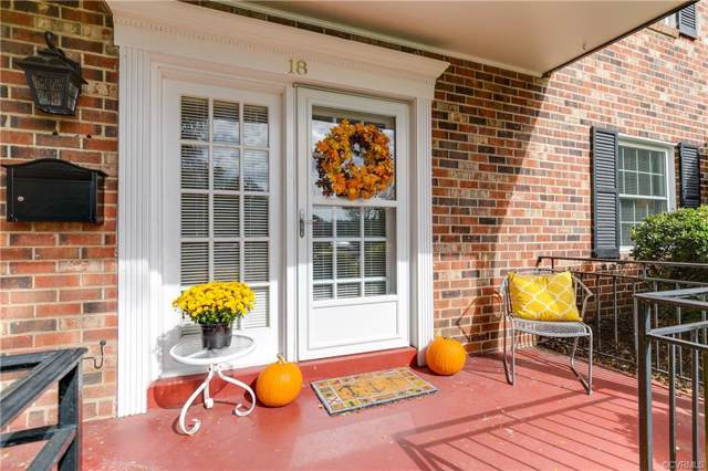 18 Wharfside Road #18, Henrico, VA 23228 (MLS #1933172) :: EXIT First Realty
