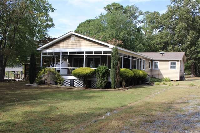 856 Around The Fence Road, Cobbs Creek, VA 23035 (MLS #1933179) :: Small & Associates