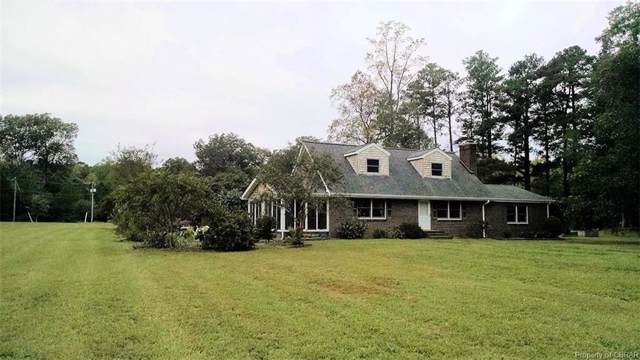 793 Chapel Neck Road, North, VA 23128 (MLS #1933306) :: Small & Associates