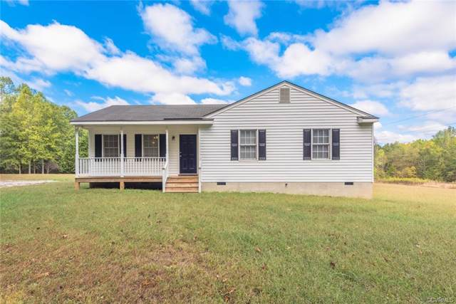 3217 Duke Road, Powhatan, VA 23139 (MLS #1933317) :: EXIT First Realty