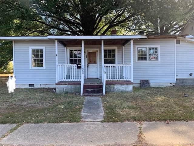 105 N 4th Avenue, Hopewell, VA 23860 (#1933354) :: Abbitt Realty Co.